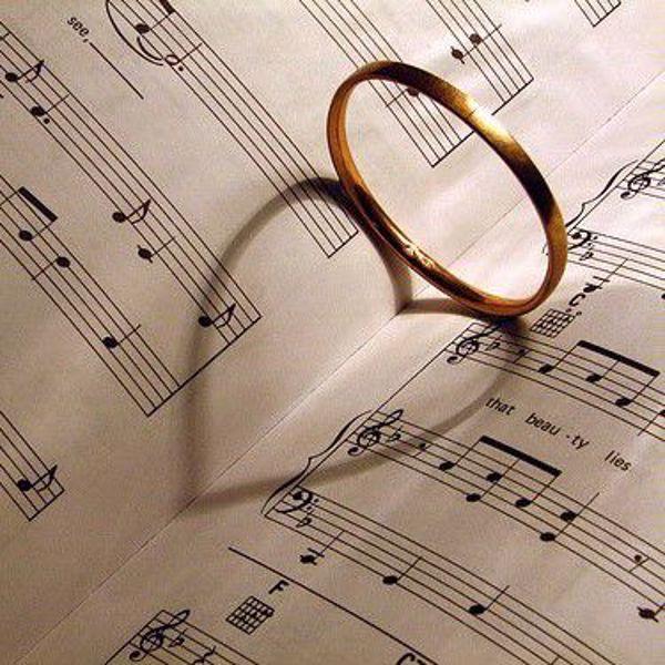 Immagine per la categoria Matrimonio in musica