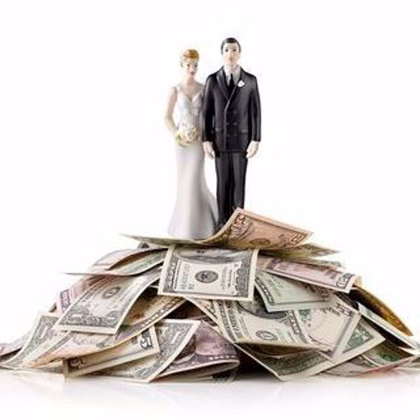 Immagine per la categoria Le spese del Matrimonio